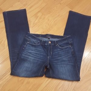 WHBM jeans size 6